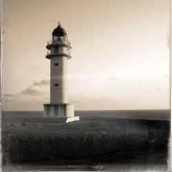 Leuchtturm am Cap de Barbaría, Formentera