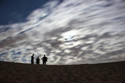 Les trois de la Dune