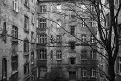 Hinterhof Berlin