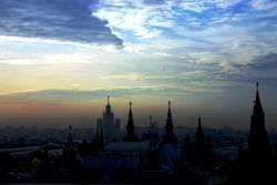 Moskauer Morgen