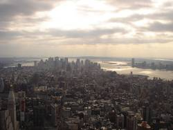 Ausblick Empire State Building