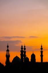 Moschee Al-Rifa'i und Sultan Hassan in Kairo
