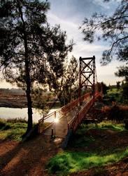 Rusty Gate Bridge