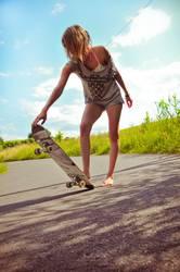 Skate, baby!