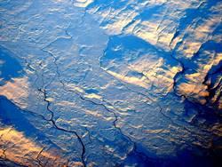 Eis der Arktis