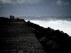 Storm in Puerto de la Cruz