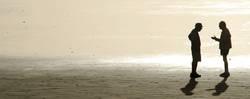Das Strandgespräch