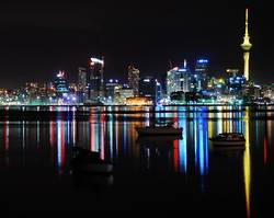 auckland@night