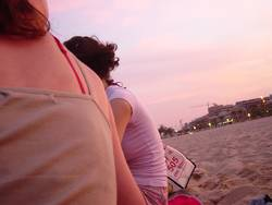 Damals am Strand 1