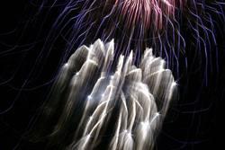 Feuerwerk Effekt