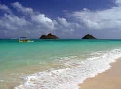 Lanikai Beach / Hawaii