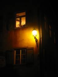 Mitternacht in Nürtingen