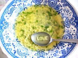 Buchstabensuppe 4 Lovers