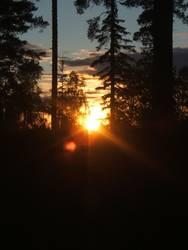 Finnish Sunset 2