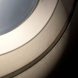 Flugzeugfensterklappenrille