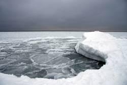 Ostsee ... oder doch Antarktis?