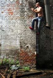 Urban freeclimbing II