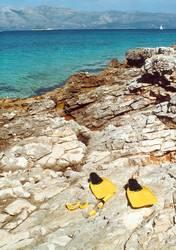 Tag am Meer (Korcula/Kroatien)