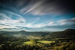 Malerische Pfalz