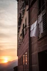 Italien - Das Land der Wäscheleinen
