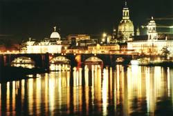 Canaletto bei Nacht