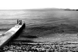 das düstere Meer