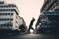 urban jumping