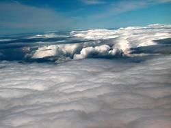 Wolkeneinsturz