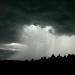 cloudburst ahead