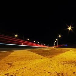 speed of night