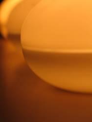 Ein Teelicht bringt die Tiefenschärfe :o)