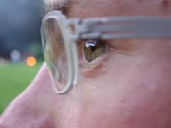 tiefer Blick