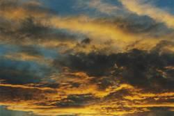 Himmel über Dresden