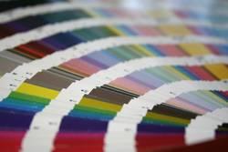 Pantone Farbe K 45