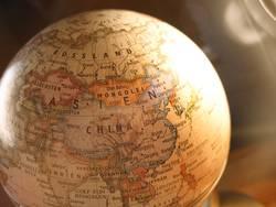Marco Polos' Globus