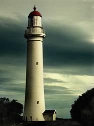 Der Turm am Meer V