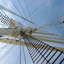 den wind aus den segeln genommen
