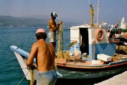 Der Fischnetzkontrolleur
