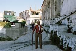 Stolzer alter Grieche