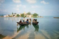 Fischer auf Ko Samui