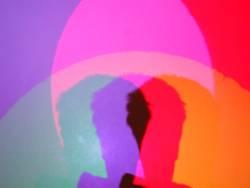 kopf im farbspektrum