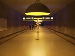 Ubahn Station Westfriedhof