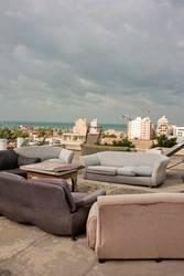 Auf den Dächern von Tel Aviv