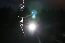 Kämpfer im Licht