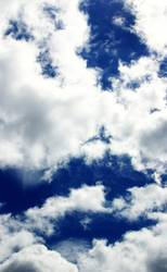Wolkentapete