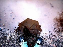 lass mich nicht im regen stehen