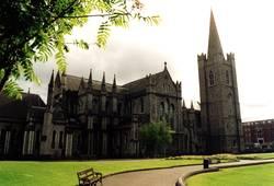 Kirche in Dublin