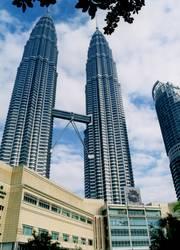 Petronas Towers mit Suria KLCC