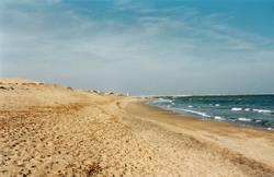 spaniens strand