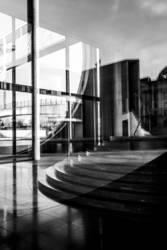 Glas und Beton II